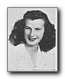 ALLENE SMITH: class of 1945, Grant Union High School, Sacramento, CA.