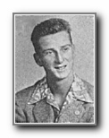 GEORGE ST. LOUIS: class of 1945, Grant Union High School, Sacramento, CA.