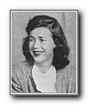 JOAN TAYLOR: class of 1945, Grant Union High School, Sacramento, CA.