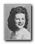 ROBERTA TOWNE: class of 1945, Grant Union High School, Sacramento, CA.