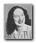 JEAN UNKRICH: class of 1945, Grant Union High School, Sacramento, CA.