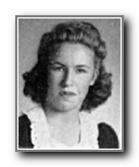 LENORA VIEROW: class of 1945, Grant Union High School, Sacramento, CA.