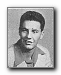 GORDON VINCENT: class of 1945, Grant Union High School, Sacramento, CA.