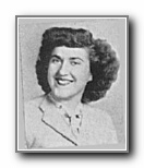 FRANCES VIRGA: class of 1945, Grant Union High School, Sacramento, CA.