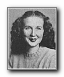 LILLIAN WALRATH: class of 1945, Grant Union High School, Sacramento, CA.