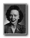 DOROTHY WATSON: class of 1945, Grant Union High School, Sacramento, CA.