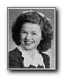 DORENE WELLIVER: class of 1945, Grant Union High School, Sacramento, CA.