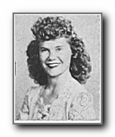 WANDA WINSLETT: class of 1945, Grant Union High School, Sacramento, CA.