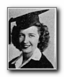 VIRGINIA WINTER: class of 1945, Grant Union High School, Sacramento, CA.
