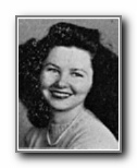 BETTE WOODY: class of 1945, Grant Union High School, Sacramento, CA.