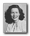 JACKIE WOOLSEY: class of 1945, Grant Union High School, Sacramento, CA.