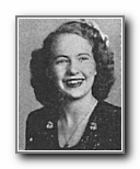 DOROTHY WRIGHT: class of 1945, Grant Union High School, Sacramento, CA.