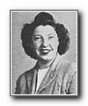 MARGARET YATES: class of 1945, Grant Union High School, Sacramento, CA.