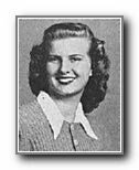 NORMA YUHL: class of 1945, Grant Union High School, Sacramento, CA.