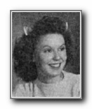 BETTY OLDHAM: class of 1946, Grant Union High School, Sacramento, CA.