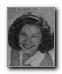 BETTE NATHAN: class of 1946, Grant Union High School, Sacramento, CA.