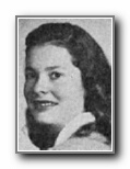 JUNE PARKER: class of 1946, Grant Union High School, Sacramento, CA.