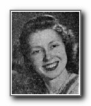 BARBARA PETERSON: class of 1946, Grant Union High School, Sacramento, CA.