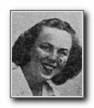 IRENE RAFFERTY: class of 1946, Grant Union High School, Sacramento, CA.