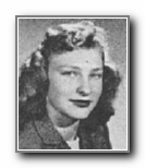 ELOISE SCHISLER: class of 1946, Grant Union High School, Sacramento, CA.