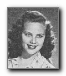 NORMA SCHLENKER: class of 1946, Grant Union High School, Sacramento, CA.