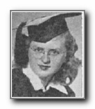 BARBARA SWETT: class of 1946, Grant Union High School, Sacramento, CA.