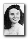 GERALDINE CLAYTON: class of 1947, Grant Union High School, Sacramento, CA.
