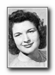 GENEVA COLLIER: class of 1947, Grant Union High School, Sacramento, CA.