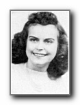 PEGGIE COONS: class of 1947, Grant Union High School, Sacramento, CA.