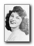 BEVERLY HOERNER: class of 1947, Grant Union High School, Sacramento, CA.