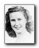 DOROTHY NIEMINEN: class of 1947, Grant Union High School, Sacramento, CA.