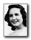 BETTY NOONAN: class of 1947, Grant Union High School, Sacramento, CA.