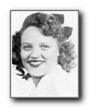 JUNE PAIGE: class of 1947, Grant Union High School, Sacramento, CA.