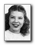 NANCY PENMAN: class of 1947, Grant Union High School, Sacramento, CA.