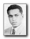 REUBEN SANTIAGO: class of 1947, Grant Union High School, Sacramento, CA.