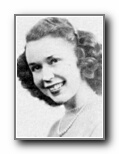 JEAN SCHULTE: class of 1947, Grant Union High School, Sacramento, CA.