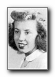 BETTE SEEBODE: class of 1947, Grant Union High School, Sacramento, CA.