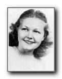 VIRGINIA STINCHFIELD: class of 1947, Grant Union High School, Sacramento, CA.