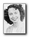 PATRICIA STOCK: class of 1947, Grant Union High School, Sacramento, CA.
