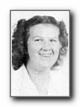 JEANNETTE TRYON: class of 1947, Grant Union High School, Sacramento, CA.