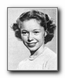 ELIZABETH BROWN: class of 1948, Grant Union High School, Sacramento, CA.