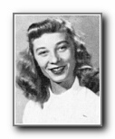 PAT ABRAHAM: class of 1948, Grant Union High School, Sacramento, CA.