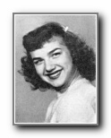 SADIE ZARZANA: class of 1948, Grant Union High School, Sacramento, CA.