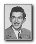 HAROLD CHAMBERLAIN: class of 1948, Grant Union High School, Sacramento, CA.