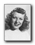 BARBARA BLUE: class of 1948, Grant Union High School, Sacramento, CA.