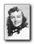 WANDA GREENE: class of 1948, Grant Union High School, Sacramento, CA.