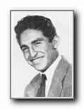 ARTHUR BAEZ: class of 1948, Grant Union High School, Sacramento, CA.
