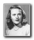 GLORIA WERNSMAN: class of 1948, Grant Union High School, Sacramento, CA.