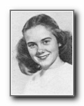 LAURELLE CANFIELD: class of 1948, Grant Union High School, Sacramento, CA.