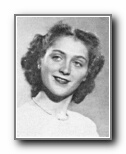 EDNA MAE CRIPE: class of 1948, Grant Union High School, Sacramento, CA.